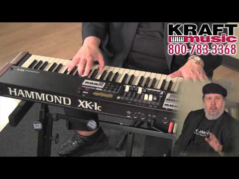 Hammond XK-1c Series