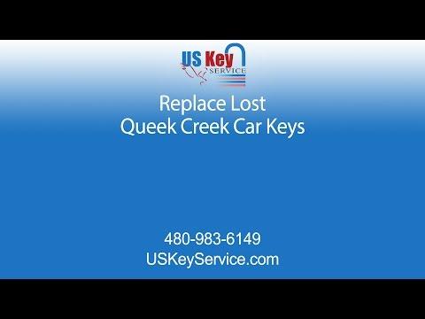 Replace Lost Queen Creek Car Keys | US Key Service