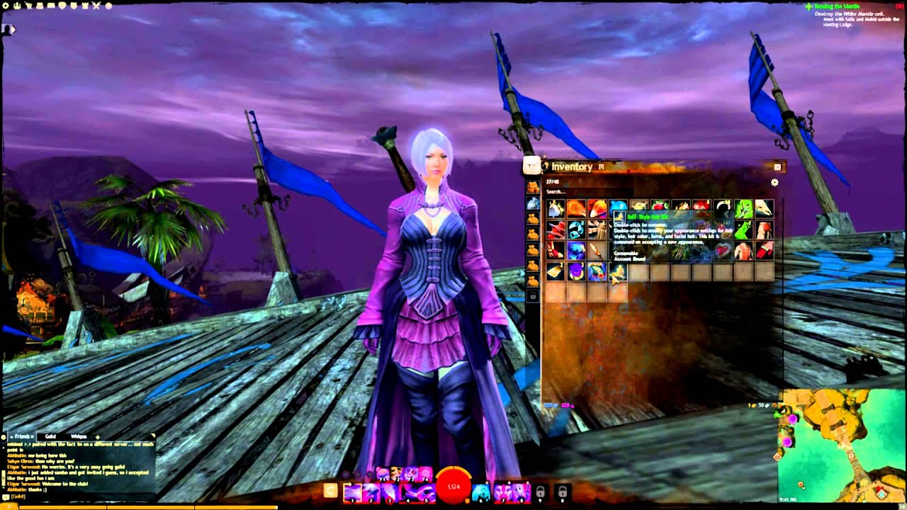 Makeover Kit And Hair Style Kits Guild Wars 2 Youtube