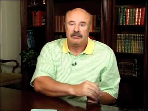 Dr. Phil Live Ustream Chat - The Pain Of Divorce