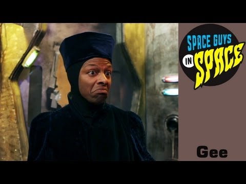 Space Guys In Space - Episode 12: Gee