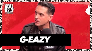 G-Eazy talks Scary Nights EP, Squashing MGK Beef, Bets $100 on the Warriors   Bootleg Kev & DJ Hed