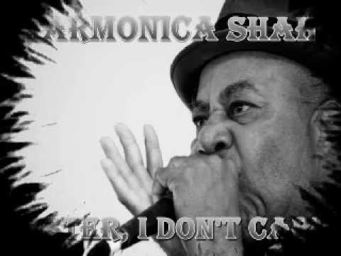 Harmonica Shah - Listen At Me Good - 2006 - Mister, I Don't Care - Dimitris Lesini Blues