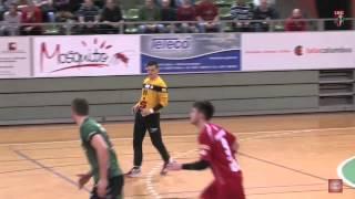 LHC Cottbus vs. Grünheider SV | Ausschnitte vom Spiel am 07.03.15