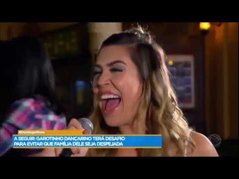 Naiara Azevedo realiza sonho de fã cantora