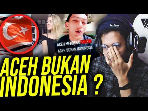 ACEH MINTA MERDEKA JADI NEGARA !! ACEH BUKAN INDONESIA ??