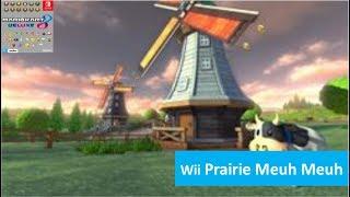 Wii - Prairie Meuh Meuh — Mario Kart 8 Deluxe (musique)