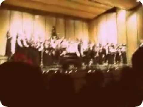LDS Institute Choir (@BSU) Christmas Program Part 1/2
