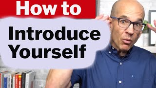 How to Introduce Youŗself in a Job Interview and... (make a great impression)