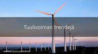 Teollinen tuulivoima ja pientuulivoima