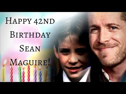 Happy Birthday Sean Maguire!