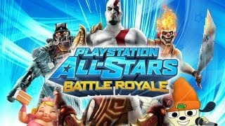 CGRundertow PLAYSTATION ALL-STARS BATTLE ROYALE for PlayStation 3 Video Game Review