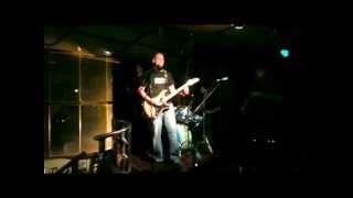 toque rock rebels en noviembre 2014 en little rock cafe