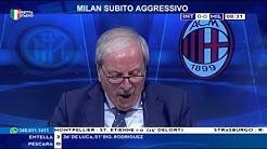 Inter Milan 4-2 con Filippo Tramontana e Tiziano Crudeli