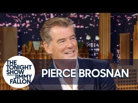 Barbra Streisand's Dog Bit Pierce Brosnan After Hearing Him Sing
