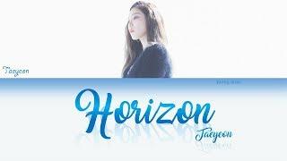 テヨン - HORIZON