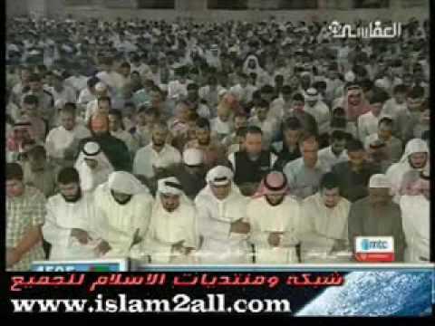 Al-Quran Sura Naba (78) ~ Mishary Rashid Al-Afasy in Ramdan Taraweeh