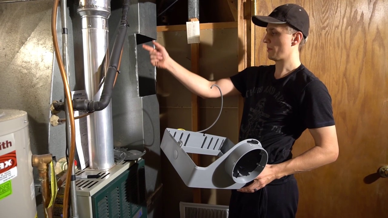 duct furnace humidifier [ 1280 x 720 Pixel ]