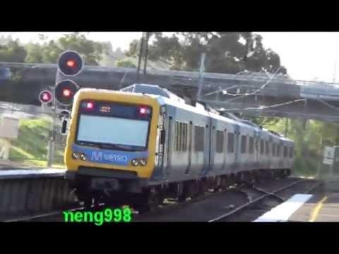 Short # 28:X'trapolis Depart, Arrive, Depart Darling Station