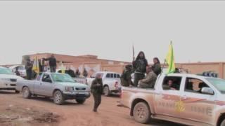 قوات سوريا الديمقراطية.. وقانون