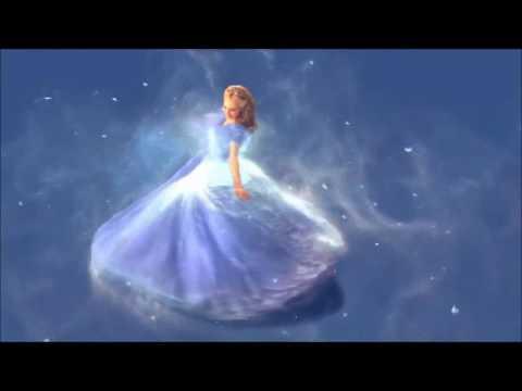 Cinderella Disney movie 2015 dress trasformation