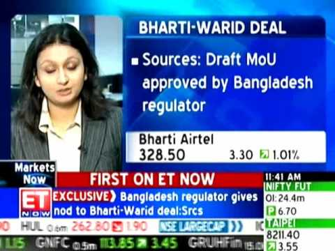 Dhaka telecom regulator okays Bharti Airtel's entry