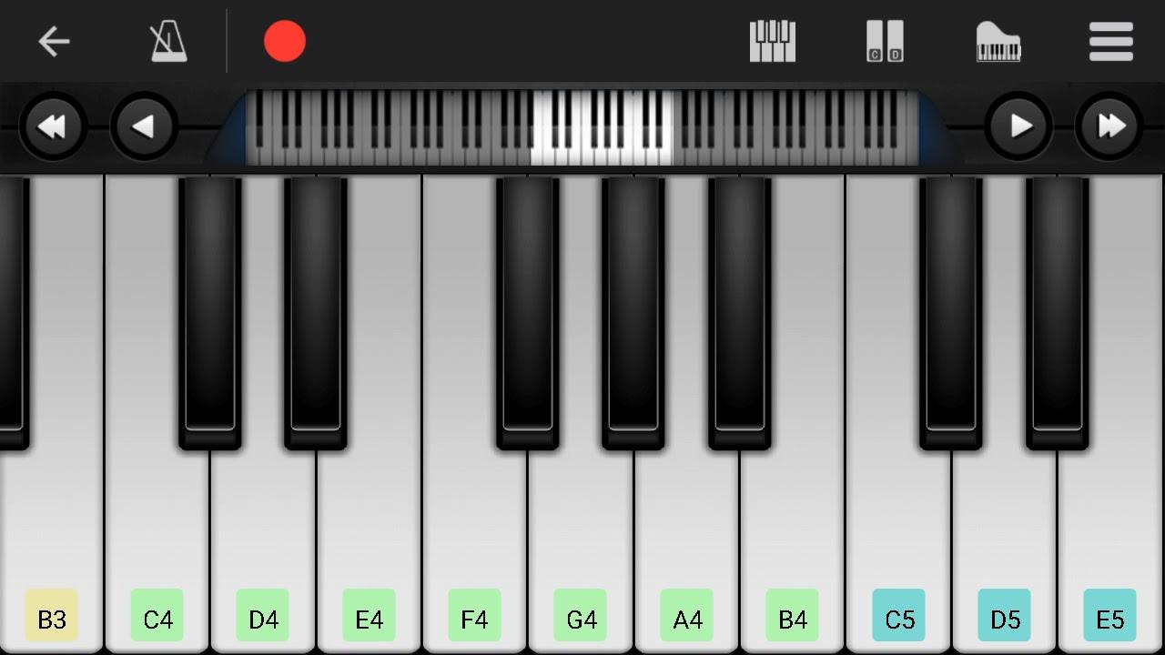 play vande mataram full nationals song piano hindi youtube