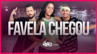 Favela Chegou - Ludmilla ft. Anitta | FitDance TV (Coreografia Oficial)