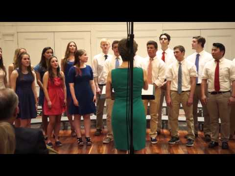 The Rivers School Choruses: Everyday from High School Musical 2