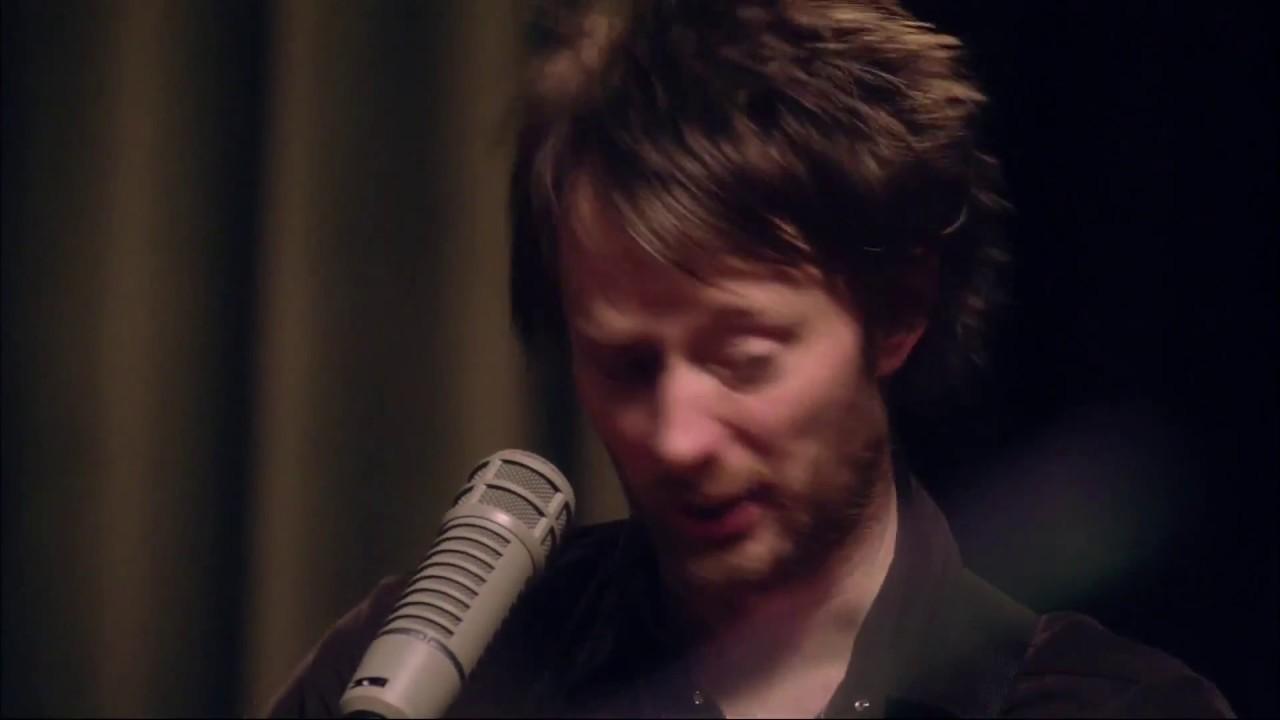 radiohead go slowly in rainbows from the basement
