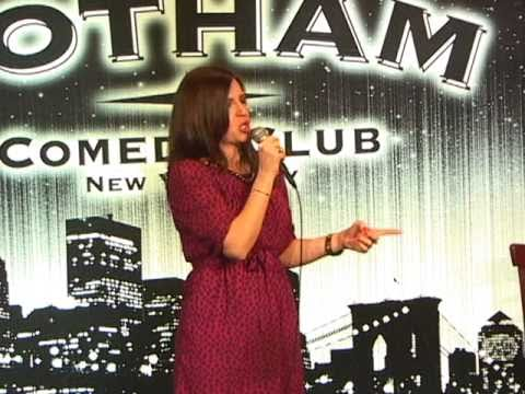 Jaclyn Mullen Stand Up Comic Debut Gotham Comedy C...