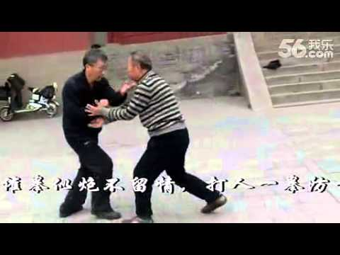 Shanxi Xingyi 5 element Cannon practice