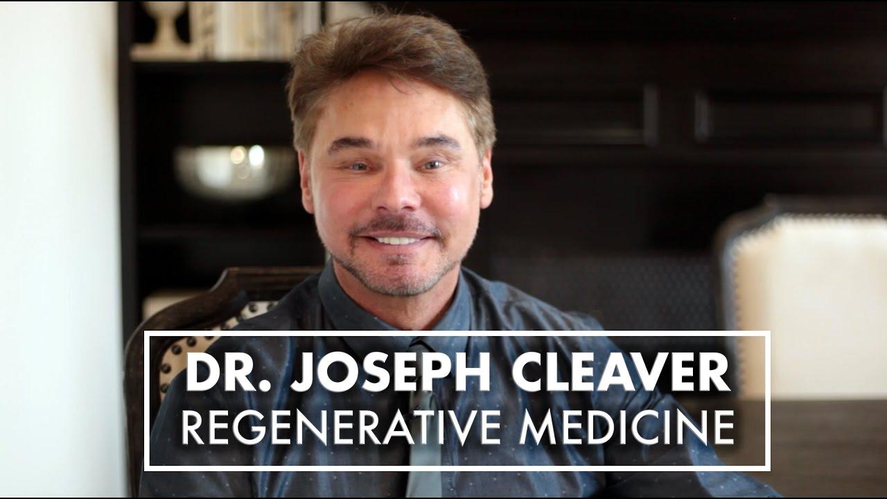 meet dr joseph cleaver regenerative medicine topmd meet dr joseph cleaver regenerative medicine top10md