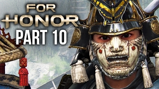 FOR HONOR Walkthrough Part 10 - CHAMPION - CHAPTER 3.2 & 3.3 (Single Player Campaign)