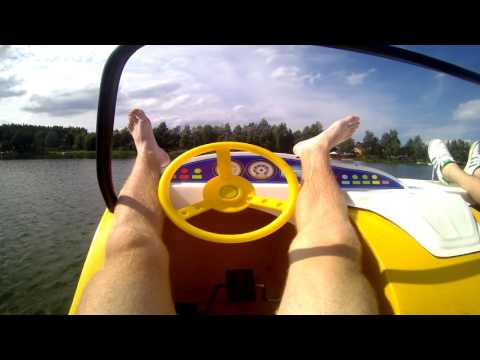 Swornegacie 2k17 - nad jeziorem [#1 Vlog]