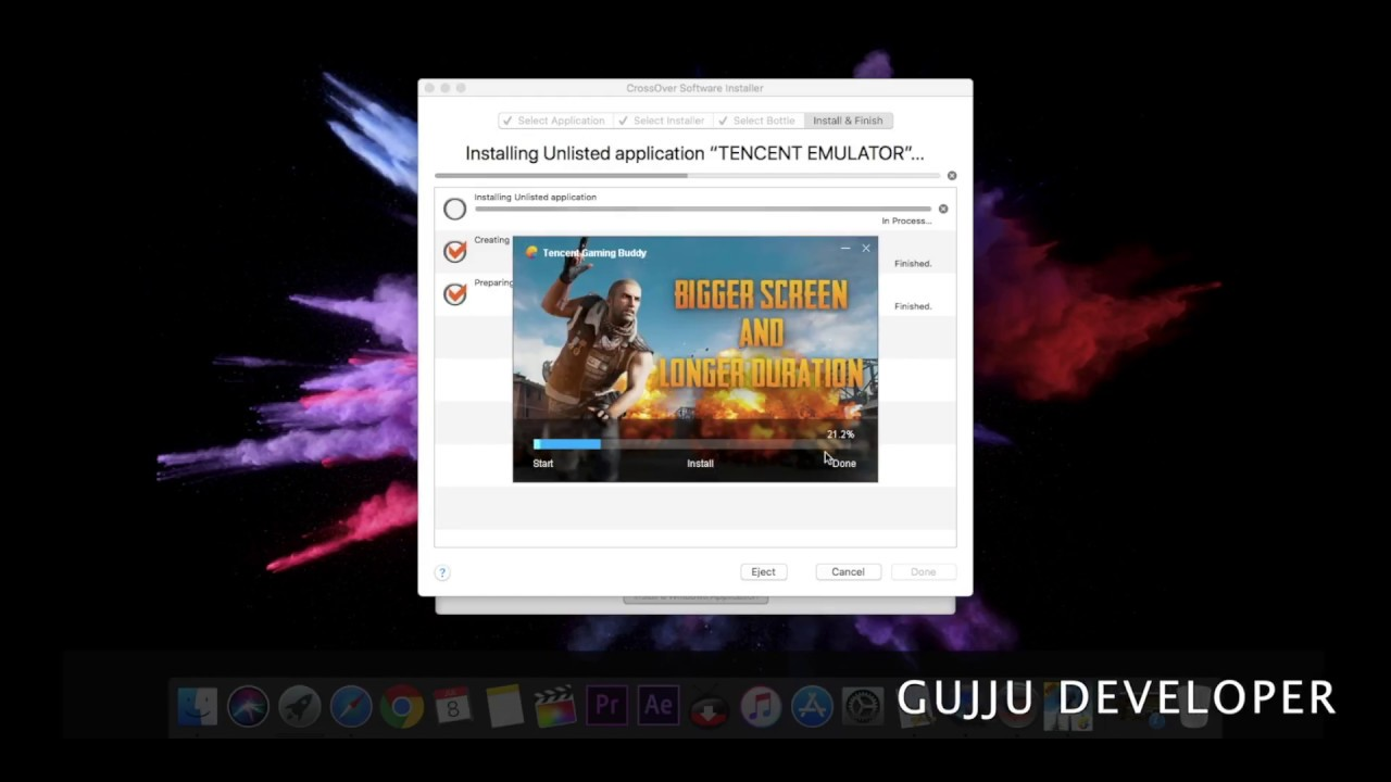 PUBG OFFICIAL EMULATOR FOR MAC (ALL VERSION) FREE