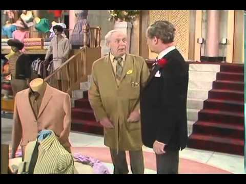 Are You Being Served? Season 7 Episode 5 - The Hero