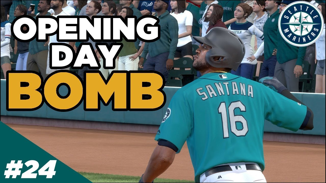 Mlb The Show Release Date 2020.Opening Day 2020 New Debuts Mlb The Show 19 Franchise Seattle Mariners Ep 24