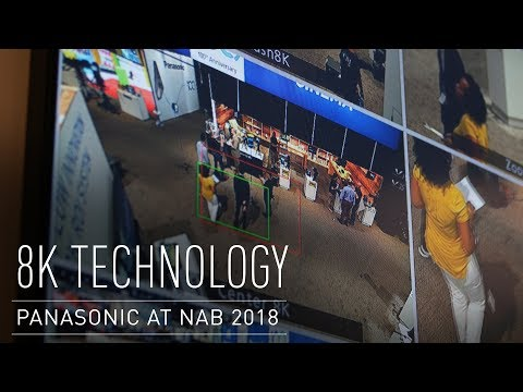 Panasonic at NAB Show 2018 | Panasonic North America