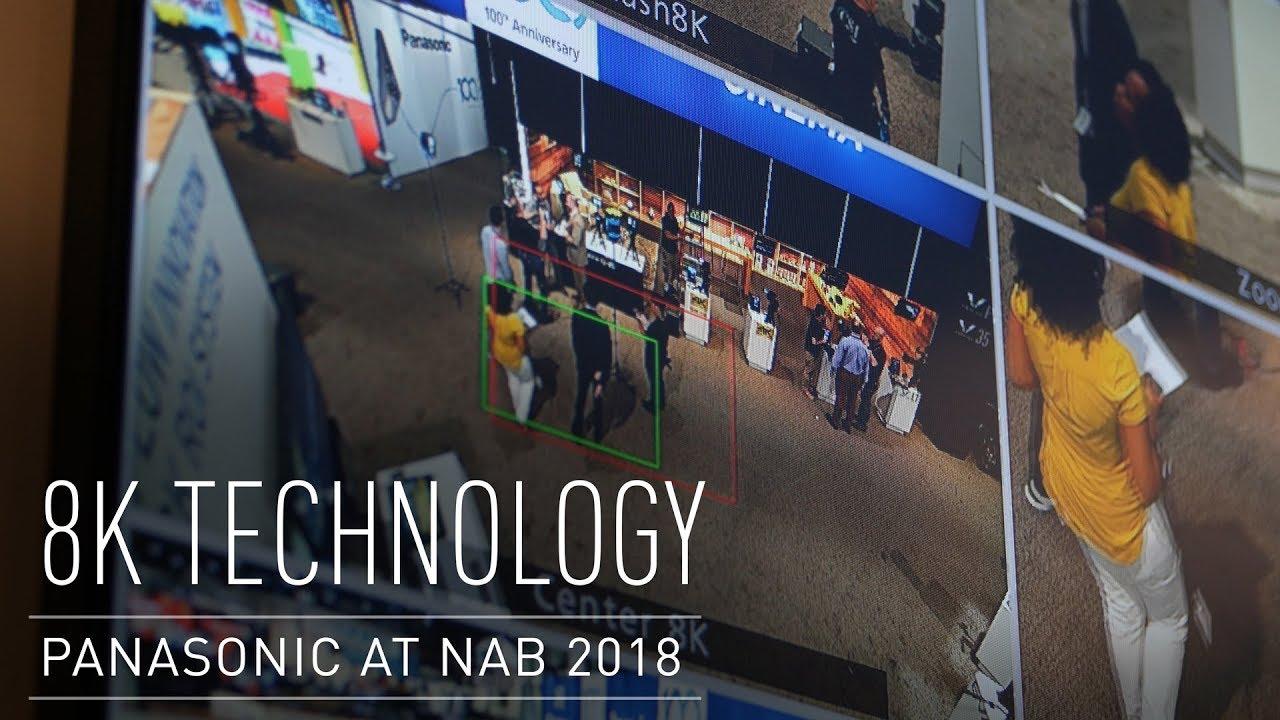 Panasonic at NAB Show 2018   Panasonic North America