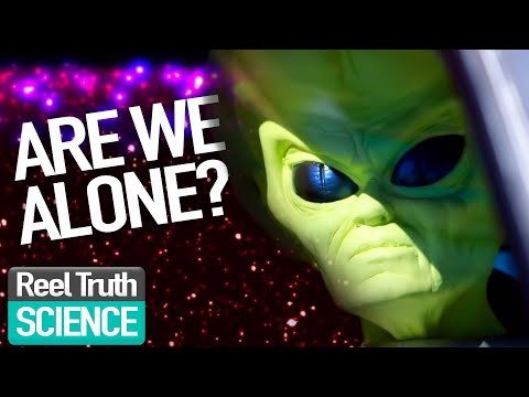 Aliens Are We Alone: Does Alien Life Exist? | Alien Documentary | Reel Truth. Science