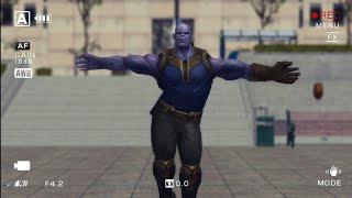 Thanos dancing tala (ORIGINAL VID)