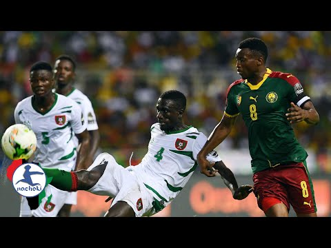 Top 10 Best National Football Teams in Africa