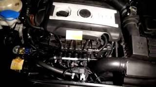 видео Установка ГБО на TSI двигатель (ТСИ)