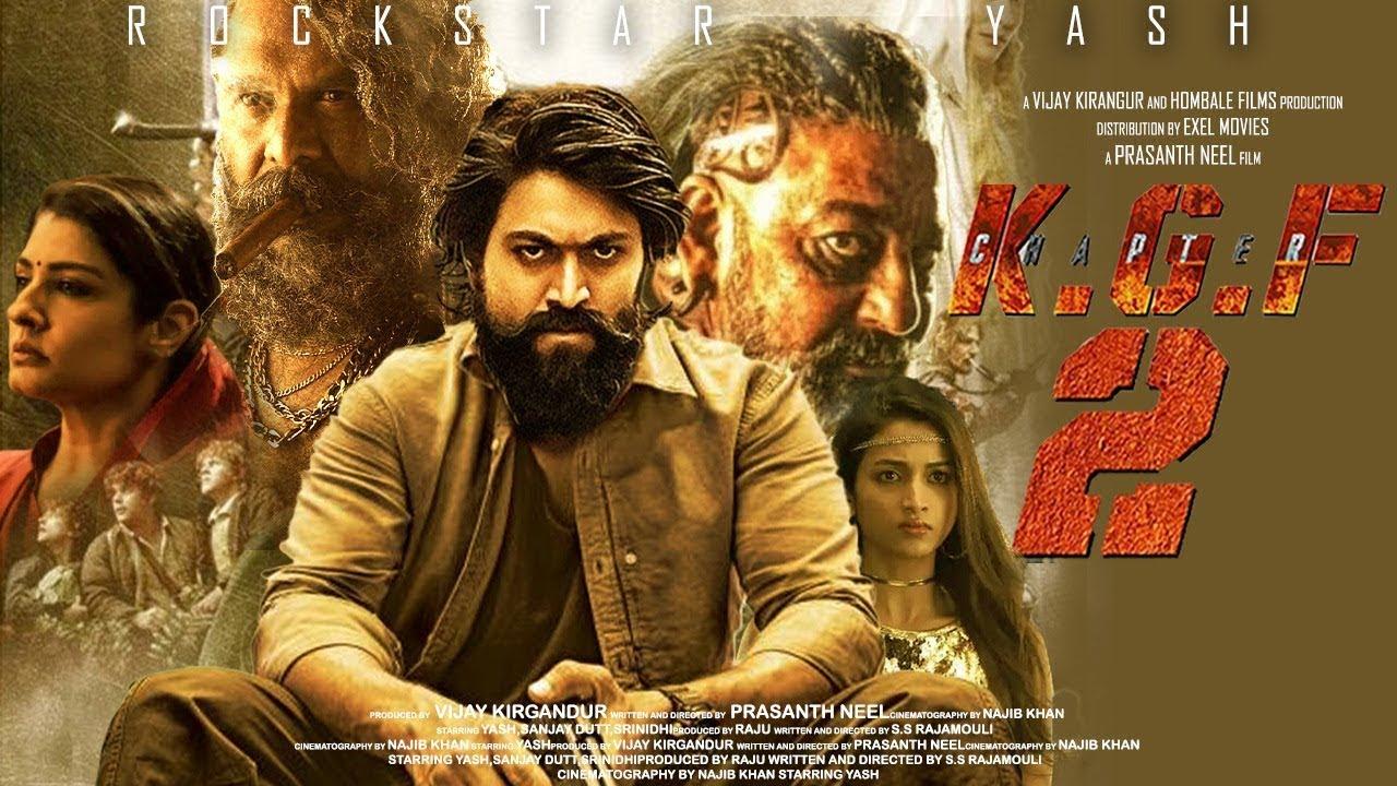 Download K.G.F Chapter 2 FULL MOVIE  HD facts   Yash   Srinidhi Shetty  Sanjay D  Prashanth N   Hombale Films