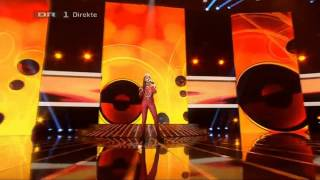 Karoline - As Long As You Love Me @ X Factor DK 2013 Liveshow 6 ᴴᴰ
