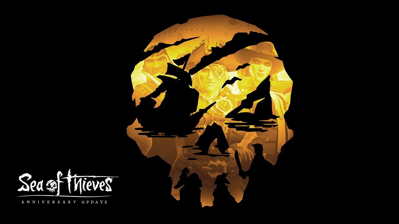 Image result for sea of thieves anniversary update
