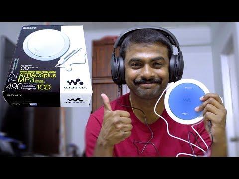 Tech Throwback : A NEW Sony Discman (Walkman)