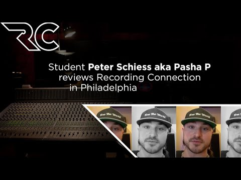 Recording Connection Review - Peter from Philadelphia
