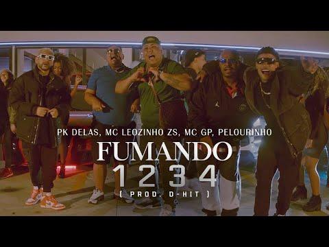 PK Delas, MC Leozinho ZS, MC GP, MC Pelourinho – Fumando 1234
